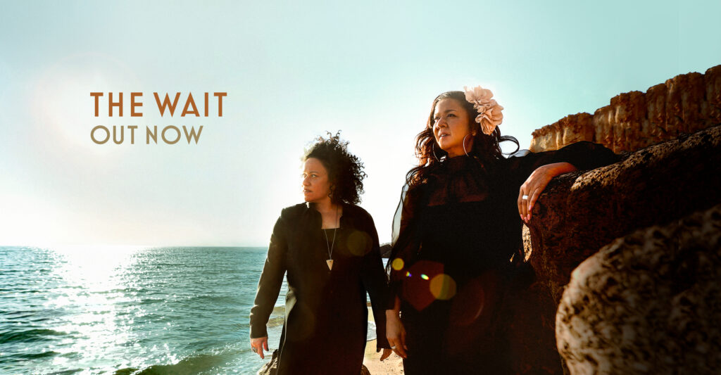 The Wait out now